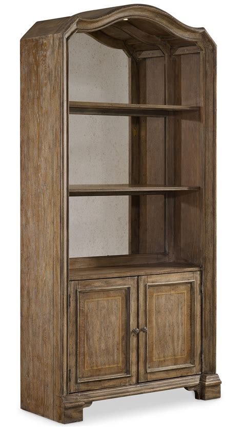 bookcase back panel hooker furniture solana 5291 10445 bunching bookcase with