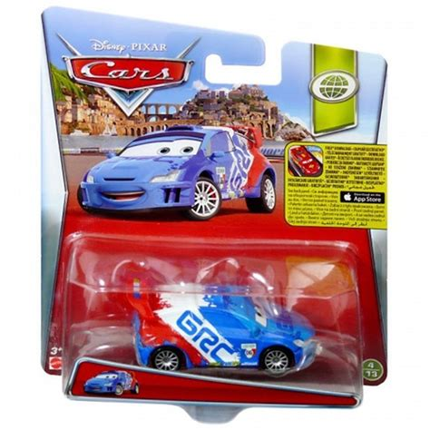 Diecast The World Of Cars Kualitas Bagus disney pixar cars diecast vehicle world grand prix collection raoul caroule