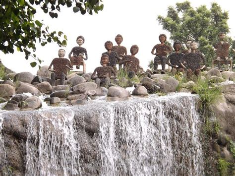 Rock Garden In Chandigarh Chandigarh The City Beautiful Traveler Food