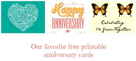 printable 1 year anniversary cards anniversary cards to print post on facebook