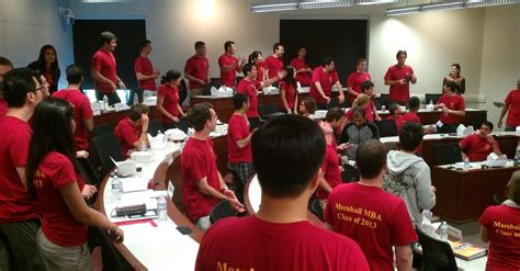 Usc Mba Gmat Score by Usc Marshall Gets 4 Million Gift Oneyearmba Co In