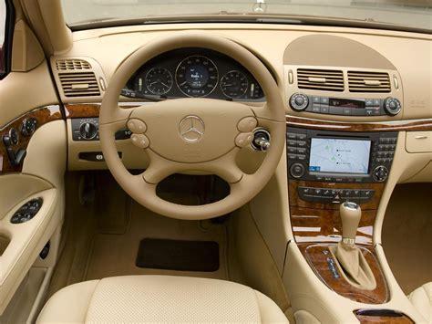 Interior Parts For Mercedes by 2003 Mercedes E Class Interior