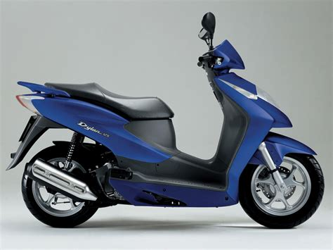 2004 Honda Dylan 125 Scooter Pictures Accident Lawyers Info