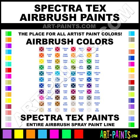spectra tex airbrush spray paint brands spectra tex spray paint brands airbrush spray paints