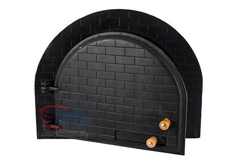 porta forno porta para forno modelo iglu em ferro