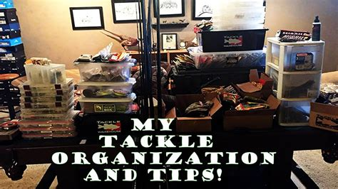 fishing boat organization ideas my tackle organization and tips youtube