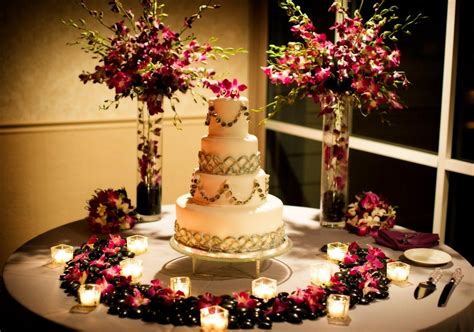 wedding table centerpieces pictures 4 ideas for decorating a wedding cake table cake ideas