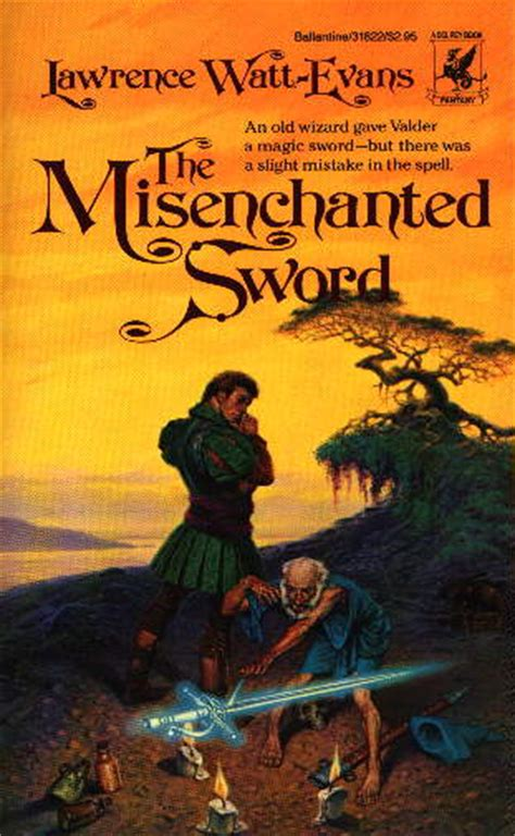 unturned a legend of ethshar books the misenchanted sword literature tv tropes