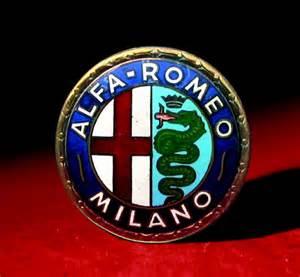 logo alfa romeo 1950 1960 an icon a legend