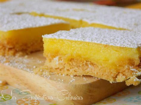 recette carr 233 s au citron le cuisine de samar