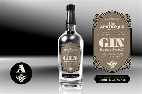 label design vancouver label design vancouver gin labels on pantone canvas gallery