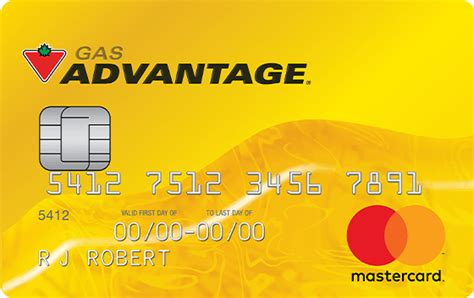 Canadian Tire Gift Card For Gas - gas advantage mastercard