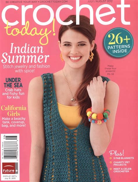 revistas de crochet en espanol 1000 images about revistas de ganchillo on pinterest
