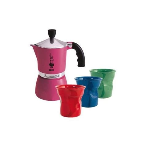 Bialetti Rainbow Green 1 Cup bialetti 3 cup fiammetta storeiadore