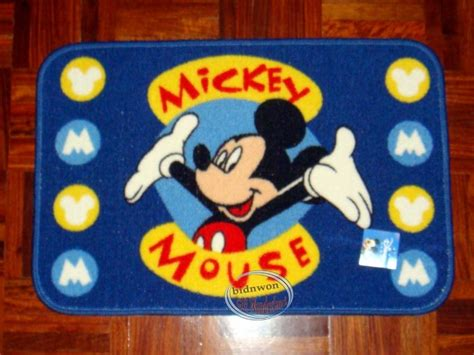 Mickey Mouse Kitchen Rug Disney Mickey Mouse Mat Bathroom Door Kitchen Carpet Rug