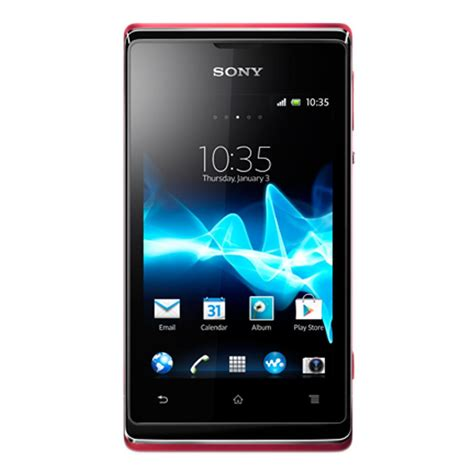 sony android sony xperia e c1504 android mobile phone pink best deals with price comparison shopping