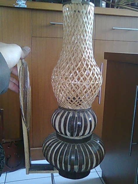Piring Saji Dari Anyaman Rotan nazeem bisnis karya dan kerajinanku bamboo craft