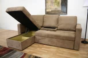 Sofa Convertible Bed Baxton Studio Linden Microfiber Convertible Sectional Sofa Bed