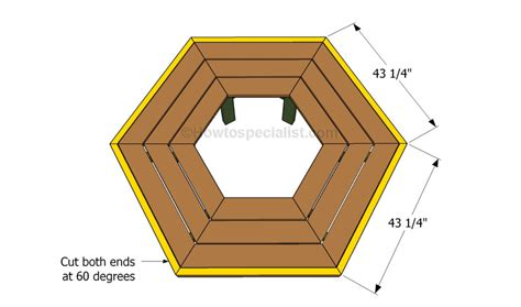 tree bench plans how to build a tree bench howtospecialist how to build