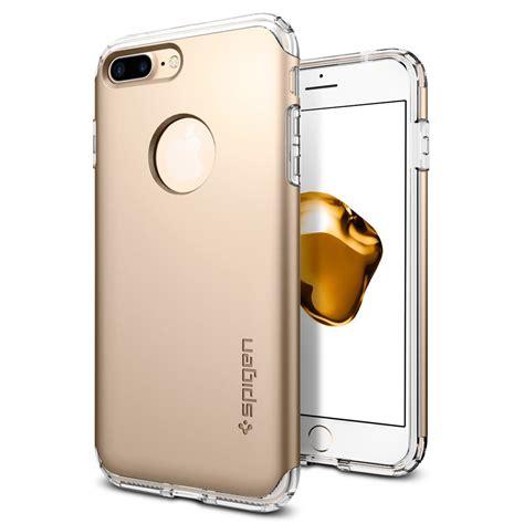 Iphone 7 Plus Hybrid Armor spigen hybrid armor skal till iphone 7 plus gold