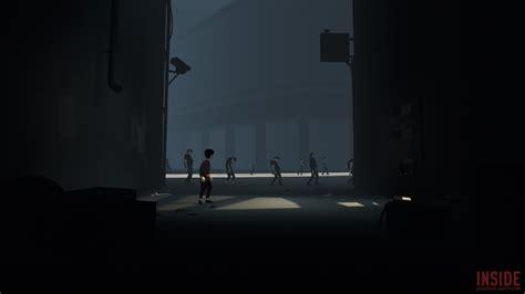 Inner White inside le nouveau jeu de playdead limbo se rappelle au lors de l e3 news