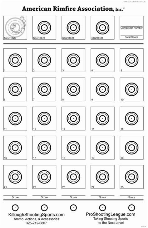 printable ibs targets ara targets