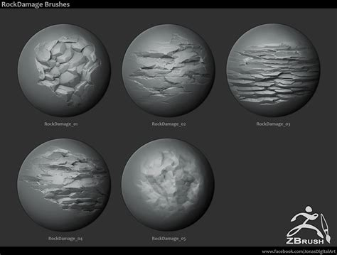zbrush tutorial download free zbrush 18 new brushes mini tutorial on behance
