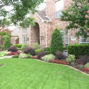 Landscape Ideas Dallas Best 25 Foundation Planting Ideas On