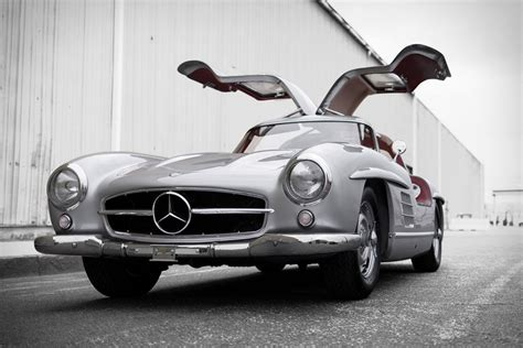 mercedes gull wing my feedly 1955 mercedes 300 sl alloy gullwing your