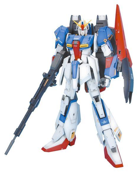 Mg 1 100 Zeta Gundam Ver 2 0 gundam master grade 1 100 scale model kit zeta gundam ver