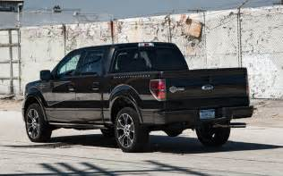 2012 Ford F150 Harley Davidson 2012 Ford F 150 Supercrew Harley Davidson Edition Rear