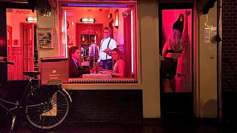 amsterdam museum district restaurants window brothel restaurant in amsterdam red light