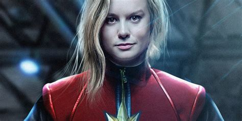 film miss marvel brie larson will most likely star as ms marvel