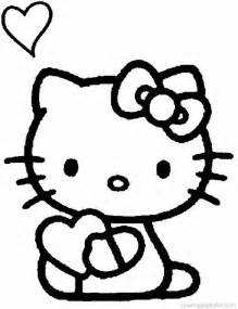 coloring pages kitty az coloring pages