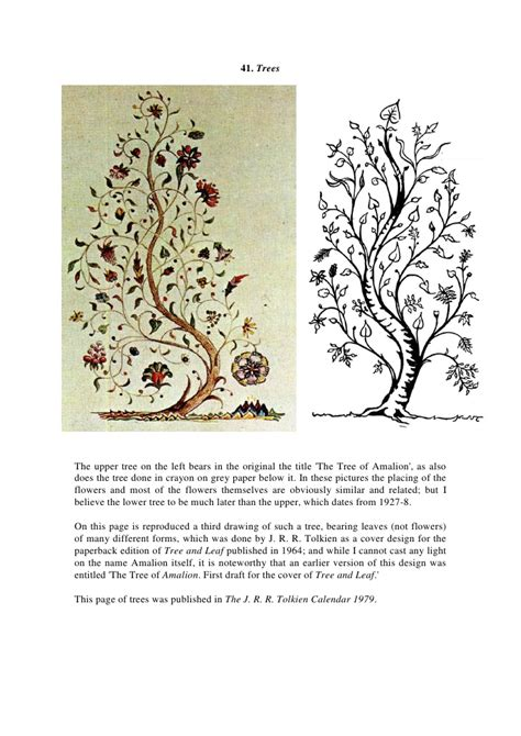 libro leaf by niggle tolkien tree and leaf read online theleaf co