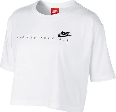 nike w t shirt white