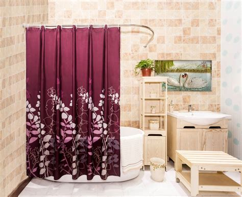 red fabric shower curtain how to remove pink mold from fabric shower curtain