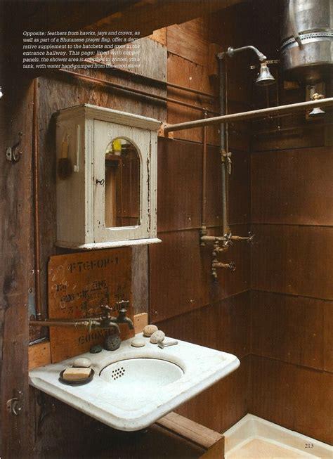 exposed bathroom plumbing exposed plumbing a room for bathing pinterest plumbing