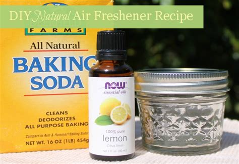 Room Freshener Recipe by Make Your Own Air Freshener