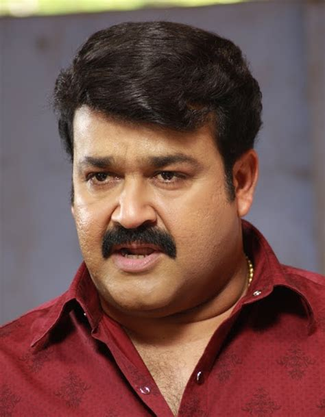 hd images of actor mohan lal actor mohanlal