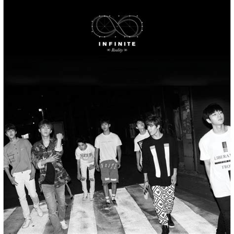 Infinite Reality by Infinite Reality Gasoo Kpop Galore