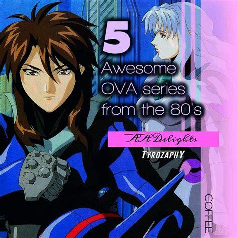 anime ova 5 awesome ova series from the 80s anime amino