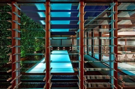 contemporary sydney renovation  breezway louvre windows