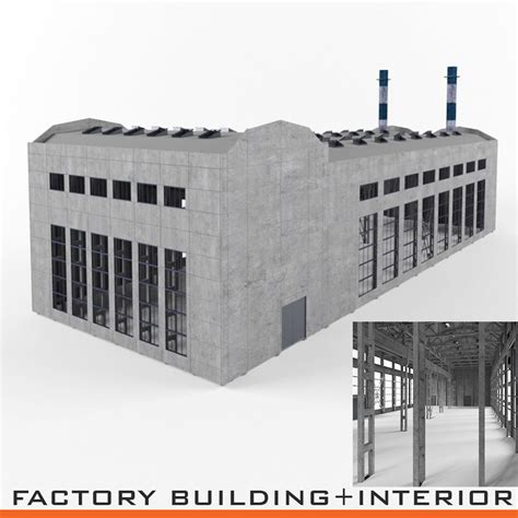 format factory high quality industrial factory building exterior and interior high