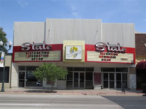 Theater In Garden City Ks by State Theater In Garden City Ks Cinema Treasures