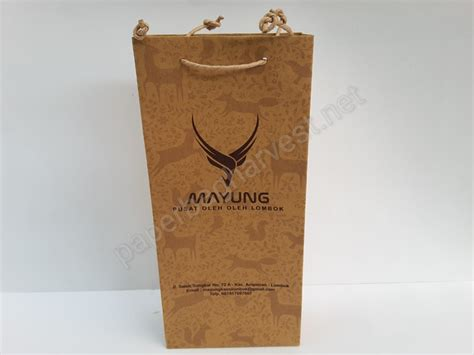 Jual Paper Bag Polos Murah by Toko Paper Bag Polos Grosir Wa 081 7930 9090 Produsen