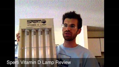 Sperti Vitamin D L Review Youtube