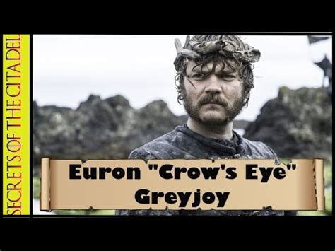 euron crow s eye greyjoy a wiki of ice and fire game of thrones character profile euron quot crow s eye