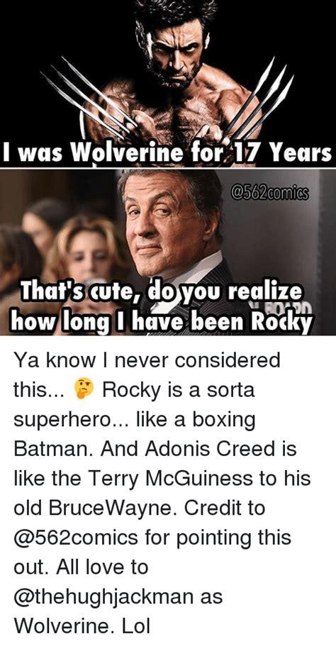 Adonis Meme - 25 best memes about rocky rocky memes