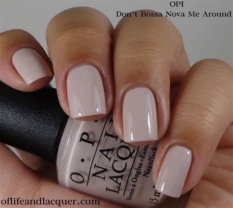 opi hair color opi don t bossa nova me around got this color today and
